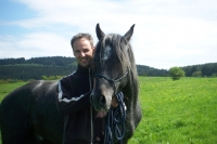 Christoph mit Boas