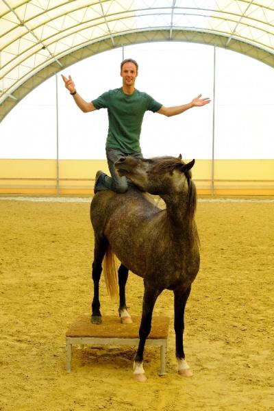 Christoph und Boas (Foto: Eva Wiesner)