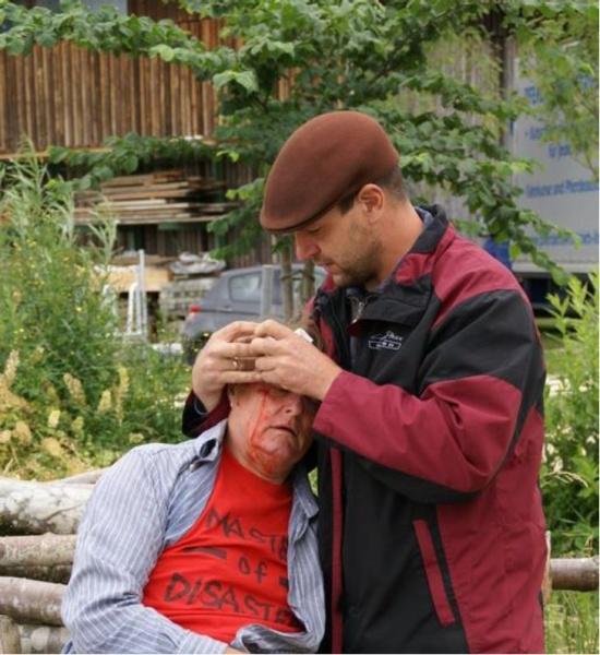 Erste Hilfe Kurs (Foto: Pfister und Schade GbR)