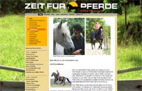Peter Pfister jetzt auch auch bei Zeit für Pferde Internet TV