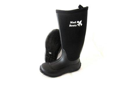 Mud Boot - Neopren Stiefel, Gummistiefel, kniehoch