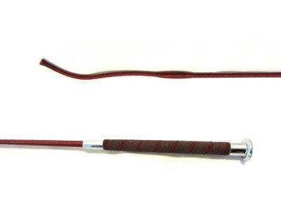 Dressurgerte BORDEAUX 100, 110, 120 cm mit Pilzkopf