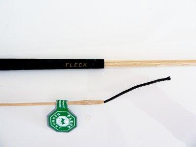 Dressurgerte 100, 110, 120, 140 cm mit Fleck-Griff