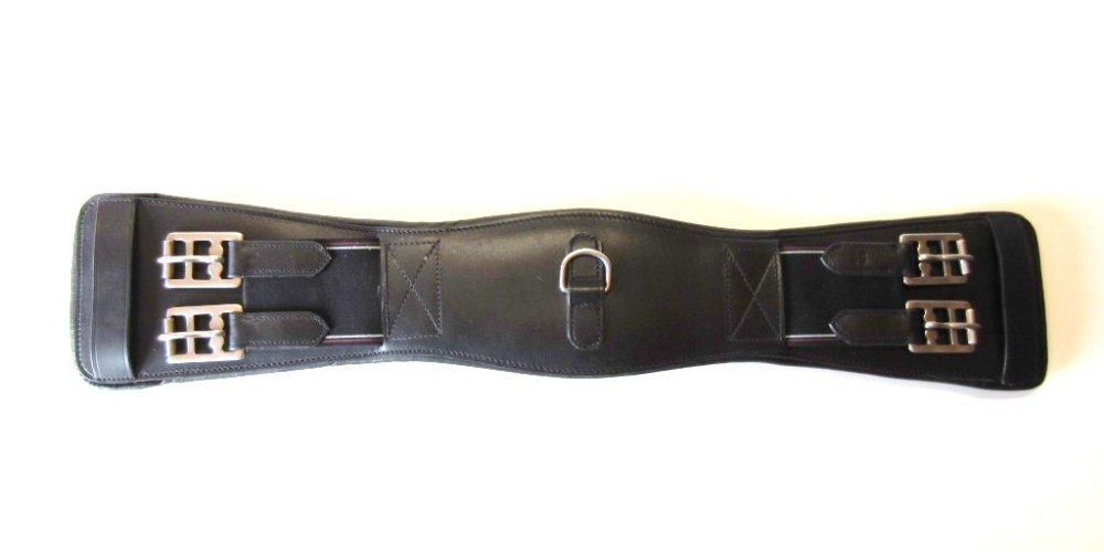 /%/% Barefoot Sattelgurt Leder elastisch /%/%