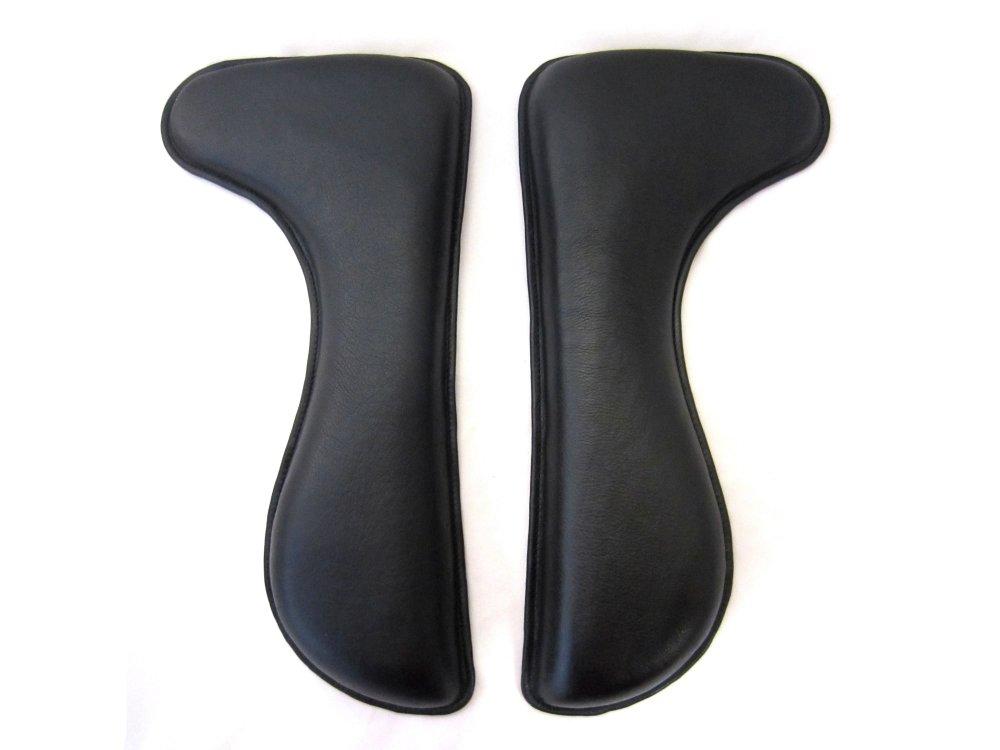 Klettkissen Sattelkissen Klett Panels Spanische Form 3-4-5 cm hoch Keilform