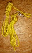 Arbeitsseil / Bodenarbeitsseil / Ring Rope, Gelb