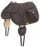 Bareback-Pad / Reitpad / Reitkissen Ride-On-Pad mit Taschen