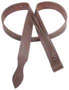 Tie-Strap aus Latigo Leder